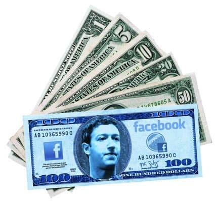 купить аккаунты facebook дешево